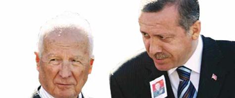Kenan Evren ve Tayyip Erdoğan
