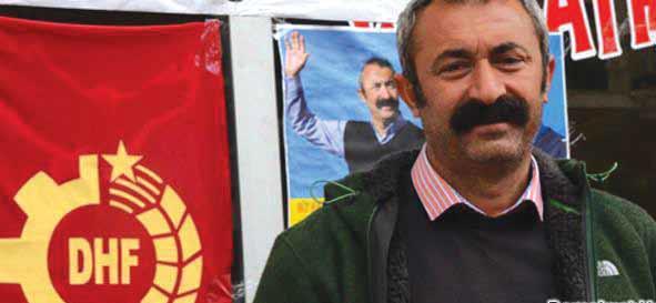 Ovacık Belediye Başkanı Fatih Mehmet Maçoğlu