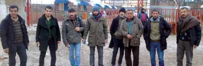 İşçilerin birliği, halkların kardeşliği için Kobanê'deyiz