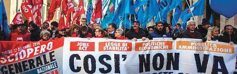 İtalya ve Belçika'da Genel Grev