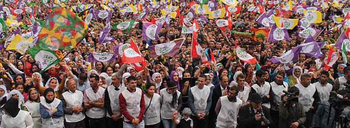 Kürt Halkı'nın direnişi