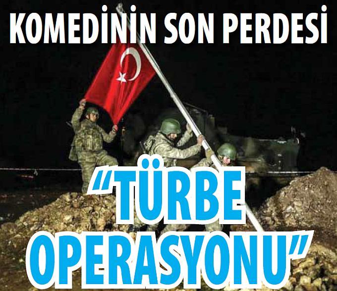Komedinin Son Perdesi: ''Türbe Operasyonu''