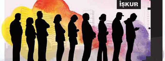 İşsizlik sayısı bir yılda yüzde 24 arttı